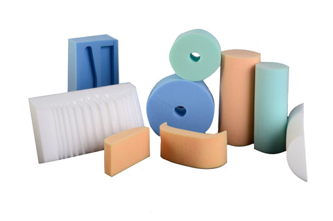 Manufacture of bespoke foam products for your company – Putnams