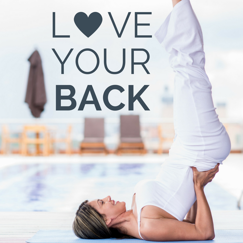 Love Your Back - Care Advice Product Recommendation 2018