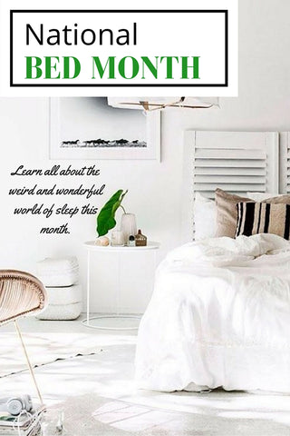 national bed month march 2016 events monthly info sleep
