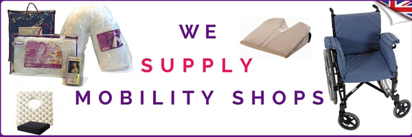 mobility shop supplier distributor British manufacturer