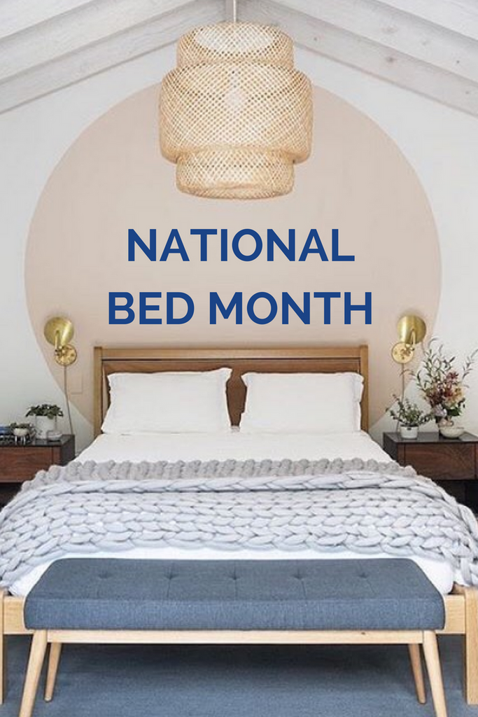 National Bed Month 2018