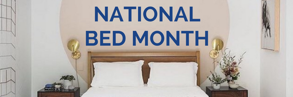 National Bed Month Putnams Mattresses Pillows