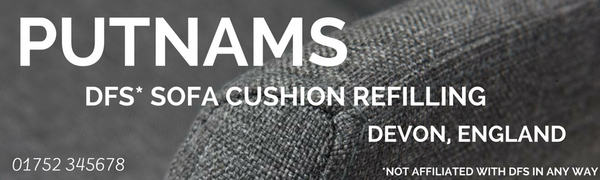 Dfs Sofa Cushion Refilling Replacement Putnams