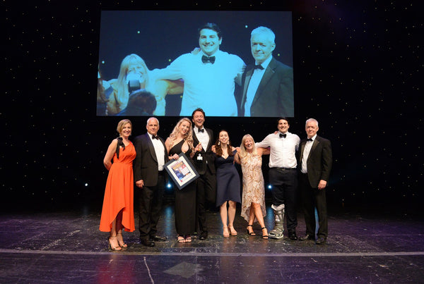 The Herald Business of the year award Winner Putnam Health Co Ltd