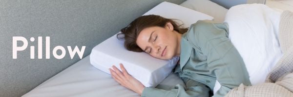 pillow - best natural sleep products UK