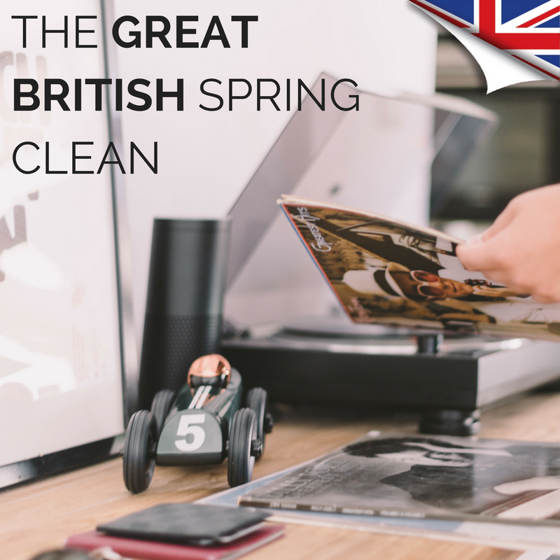 The Great British Spring Clean 2018