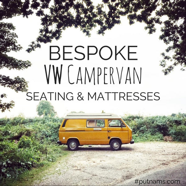 cut foam sponge camper van motor homes seating mattresses
