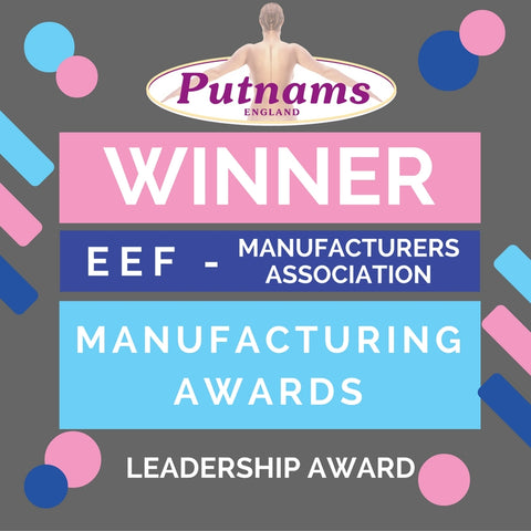 putnams bubbles putnam winner award eef leadership award