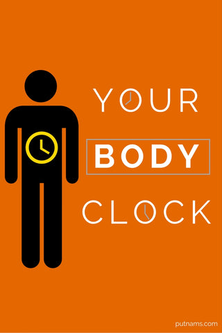 body clock sleep how it works sleep hacks