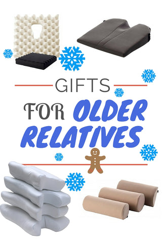 Christmas presents for older relatives