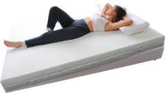 wedge mattress tilter single double king super uk