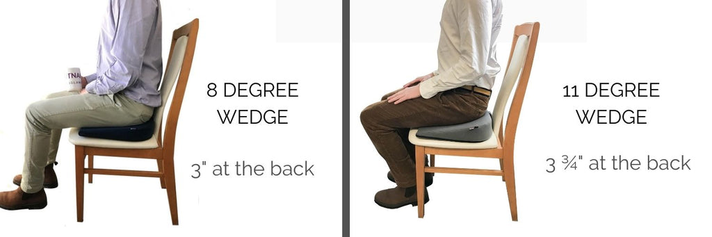 angle seating wedge best