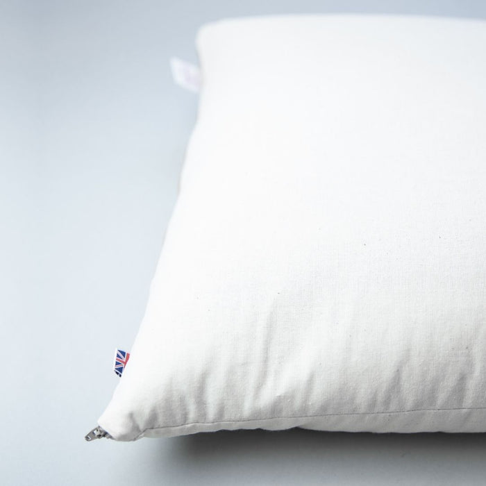Organic Buckwheat Hull Pillow - Putnams UK
