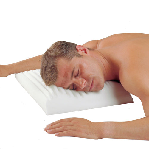 Front Sleeper Pillow - Thin Pillow - Putnams