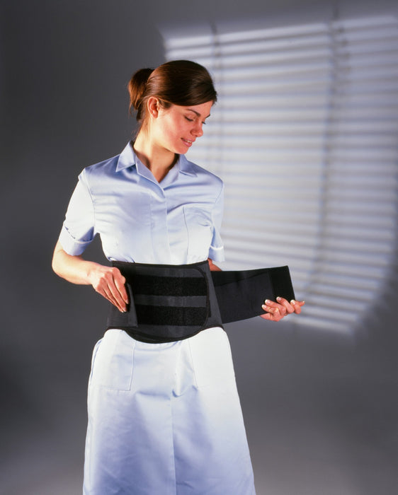 Lumbar Belt - Adjustable Velcro Back Support - Putnams