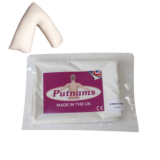 Waterproof V Pillow Cover - Putnams