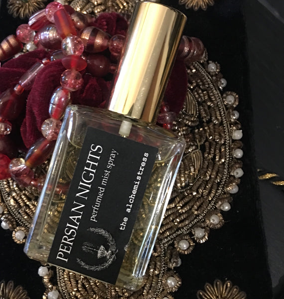 Persian Nights Perfumed Mist Spray