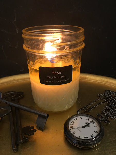 The Magician Candle