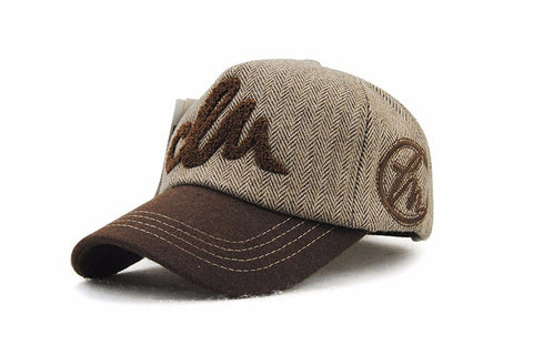 Winter Baseball cap (4 colors)