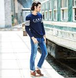 Long sleeve sweatshirt James (2 colors) - ASTREZO - 2