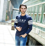 Long sleeve sweatshirt James (2 colors) - ASTREZO - 1