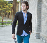 Knitted cardigan Lord - ASTREZO - 1