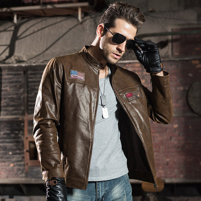 Genuine Leather jacket Texas