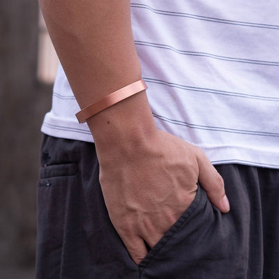 Copper Magnetic Bracelet Zeus