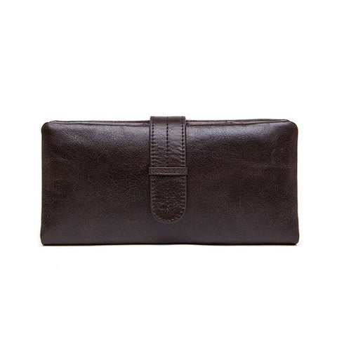 Genuine Leather Men Wallet Federico