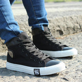 High-top Canvas Sneakers Ricceli (6 colors)