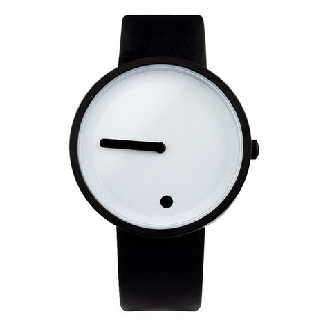 Minimalist style wristwatch (4 types)