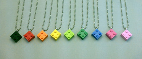 2x2 Necklace