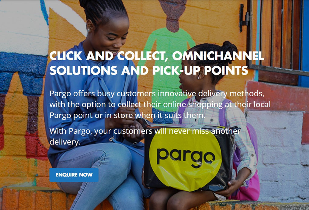 New Shipping Method Alert - Pargo