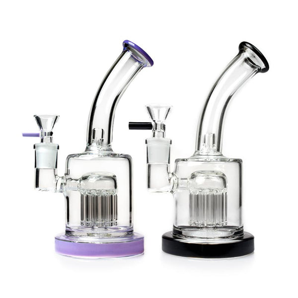 BG0114: TEN ARM GLASS BONG