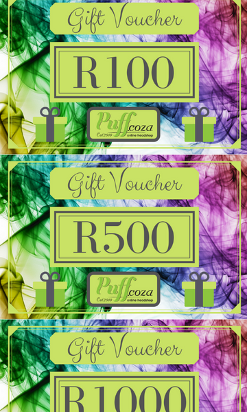 Gift Card - Puff.co.za