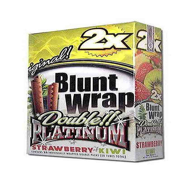 LAS002: BLUNT WRAPS DOUBLE PLATINUM