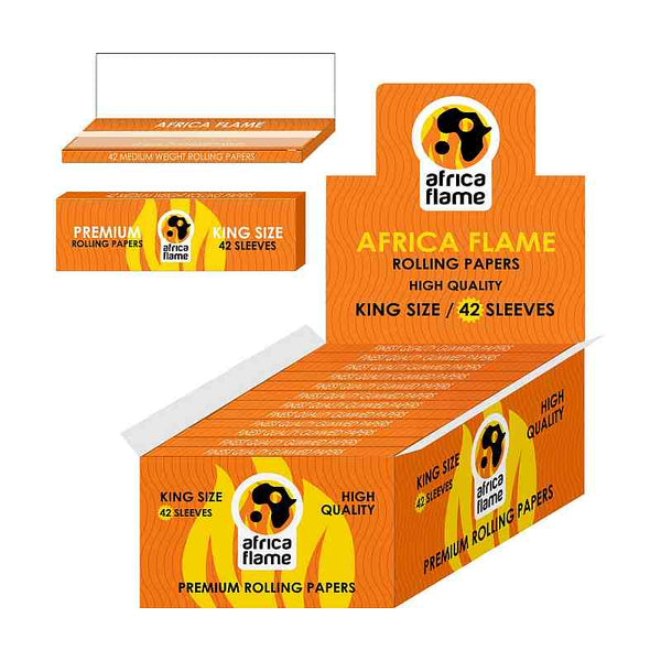 AS035: AFRICA FLAME ROLLING PAPER