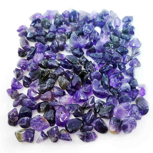 AS056: Amethyst Diffuser Beads