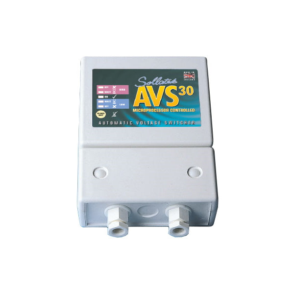 Automatic Voltage Switcher AVS30 Micro
