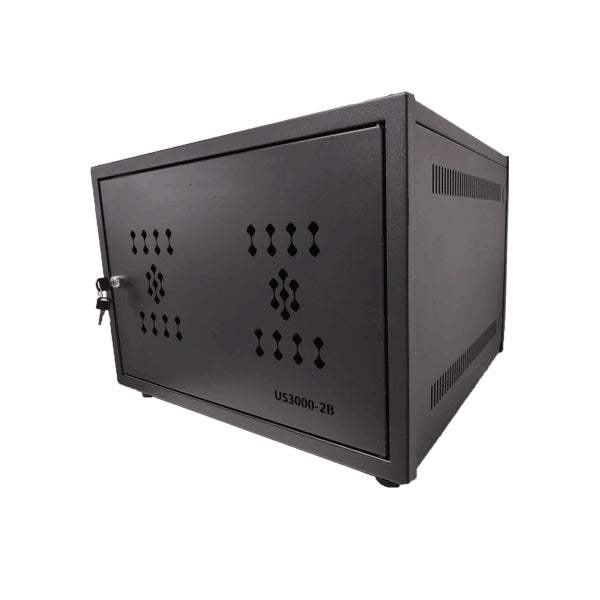 Pylontech US3000 Battery 2 Bay Cabinet
