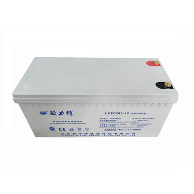 Oliter 100Ah/12v Gel Battery
