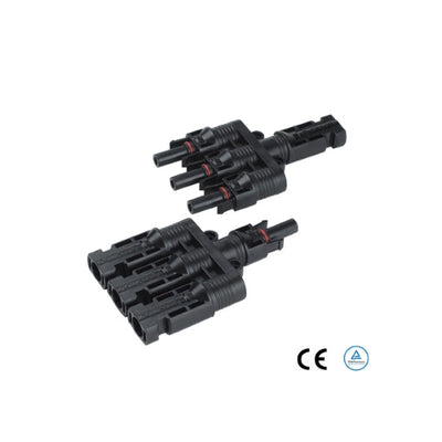 MC4 3-1 T Branch Connector Pair