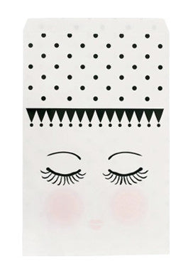 Bolsitas de Papel Eyes & Dots / 10 uds.