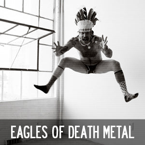Eagles fo Death Metal Vestal Watch