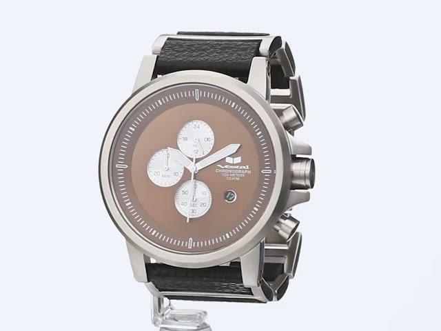 leather, Vestal, specialty, plexi, premium watch, vestal plexi