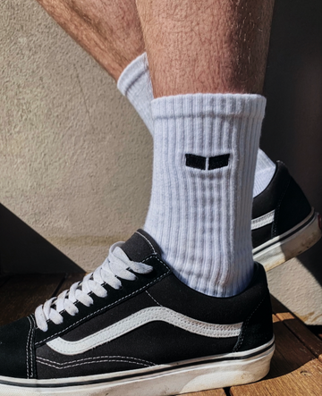 Vestal Socks - White