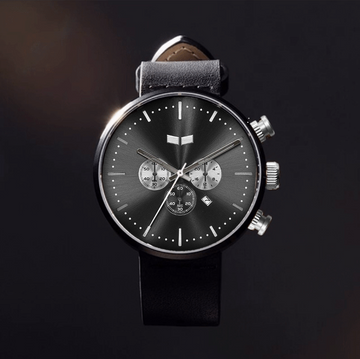 Roosevelt Chrono Leather