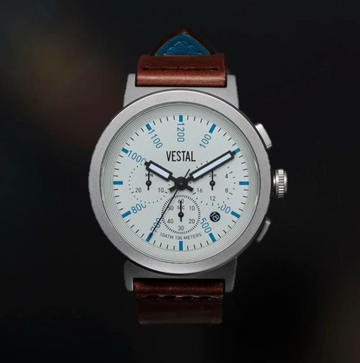 Retrofocus Chrono Italian Leather