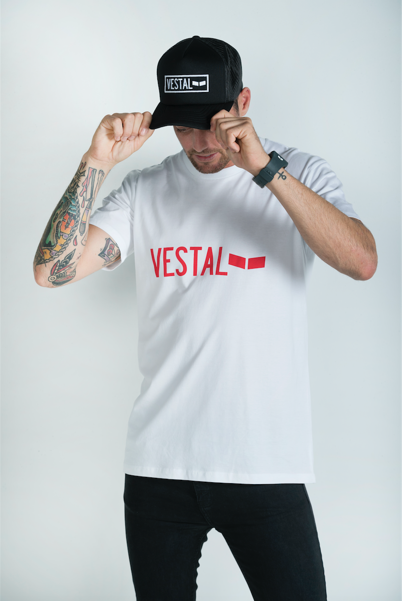 Basic Tee - Red