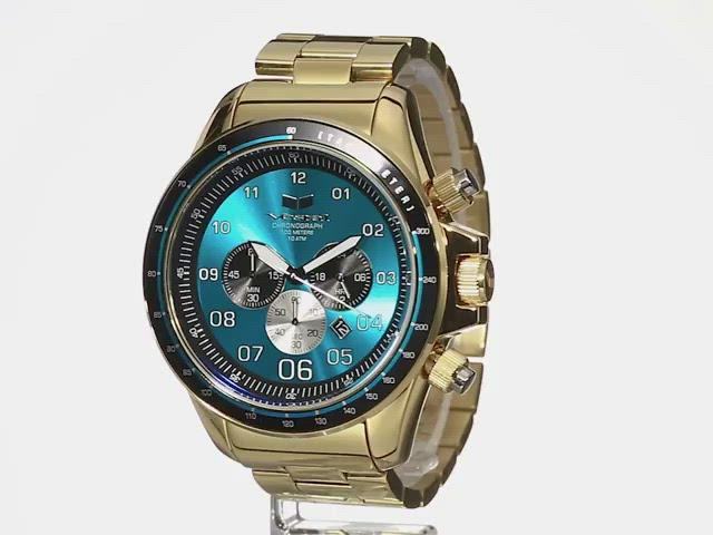 Vestal, specialty, ZR3, premium watch, vestal ZR3, Gold